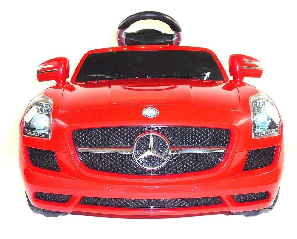 Toyshine Mercedes AMG Battery Powered Ride-On Toy Remote Control Modes Vehicle with Headlights, Music, Assorted Color