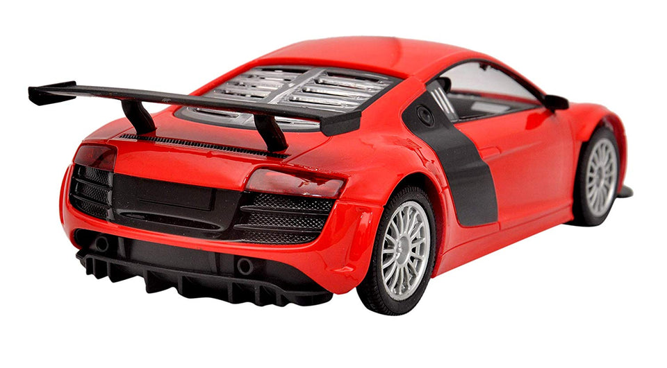 Toyshine Audi Remote Control Rechargeble Car wtih 4 Function, Realistic Design