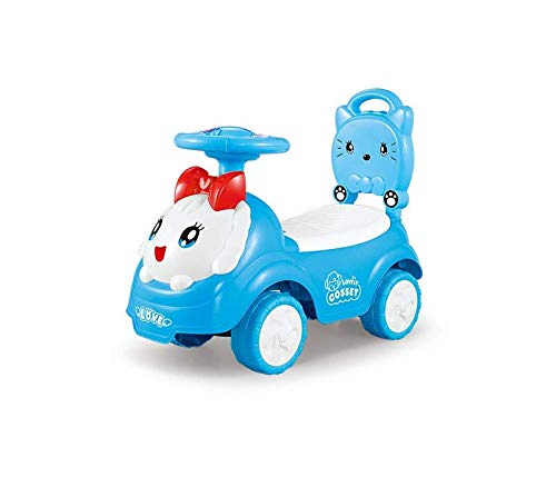 Toyshine Kitty -I Ride Sports Rider Ride-on Toy with Music, 1.5-3 Years, Assorted Color