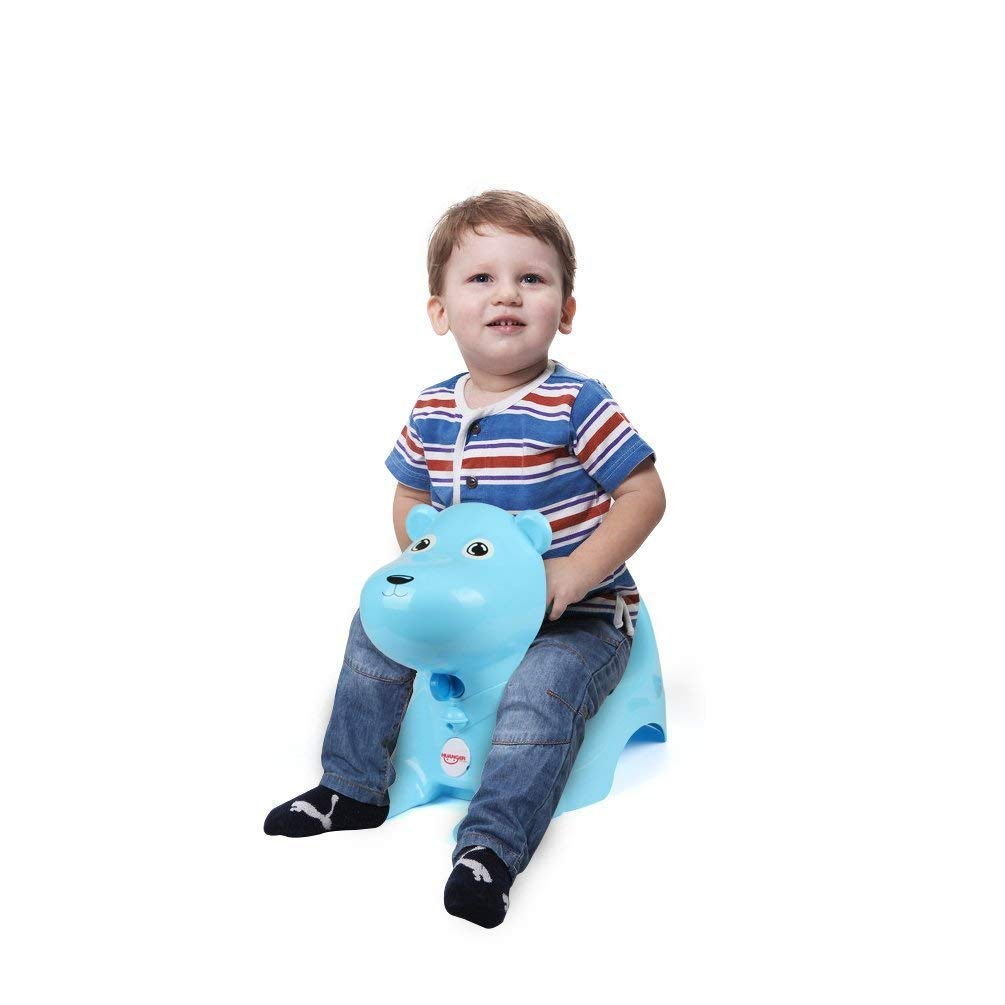 Toyshine Dog Style Potty Training, Potty Chair, Pot Seat, Blue