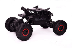 Toyshine 2.4G Alloy Rock Crawler High Speed Off-Road Remote Control Car with 0.3MP WiFi FPV Camera