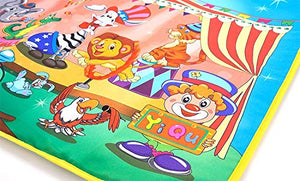 Toyshine Musial Piano Mat Animals Learning Educational Keyboard Kids Toy