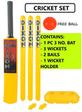 Toyshine 3 in 1 Super Sports Combo for Age 3-7 Years | Cricket | Badminton | Football