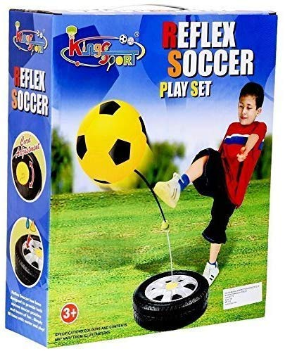 Toyshine Kingsport Reflex Soccer Play Set for Kids