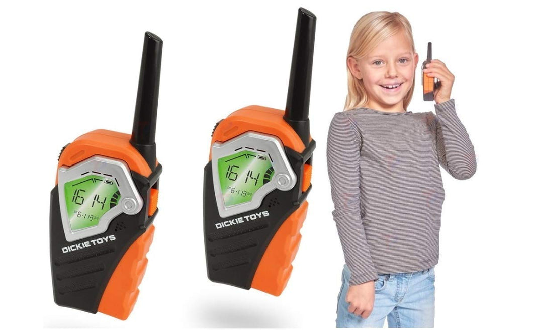 Toyshine Kids 2pcs 1000 Feet Range Mini Walkie Talkies for Kids Game (MOQ: 6Pcs)