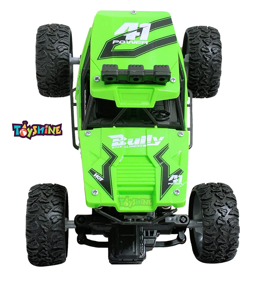 Toyshine RC Cars Off-Road Rock Crawler Truck Vehicle 2.4Ghz 2WD 1: 20 Radio Remote Control Cars Electric Fast Racing Buggy Hobby Car, Green-2