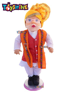 Toyshine Main Bhi Modi Action Figure 2 Feet Long