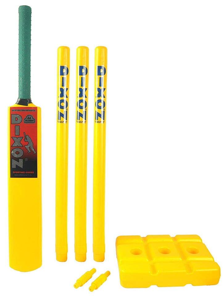 Toyshine Cricket Sports Set Toddler, Adults | Unbreakable ABS Plastic