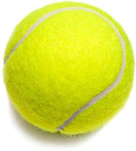 Toyshine Cricket Tennis Balls (Pack of 6),Yellow (SSTP)