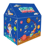 Toyshine Explore Universe Space Tent House, Play Tent for Kids, Pretend Playhouse, Made in India