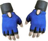 Toyshine Fitness Combo 1 Pair of Gloves and Push Up Bars for Men/Women (SSTP)