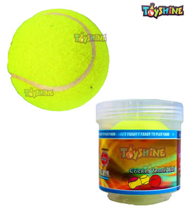 Toyshine Laser Cricket Tennis Balls, lightweight to Play Indoor / Outdoor, Pack of 12 (Sports-34)