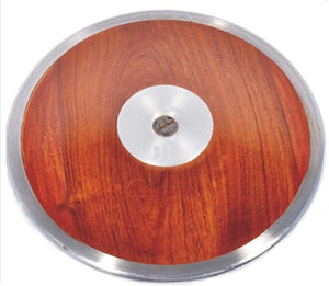 Toyshine Wooden Competition Practice Discus Throw for Men and Women (SSTP)