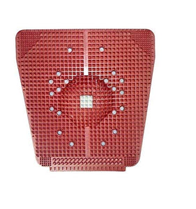 Toyshine Textured Massage Ball and Acupressure Plastic Mat for Targeted Pain Relief (Sports-13)