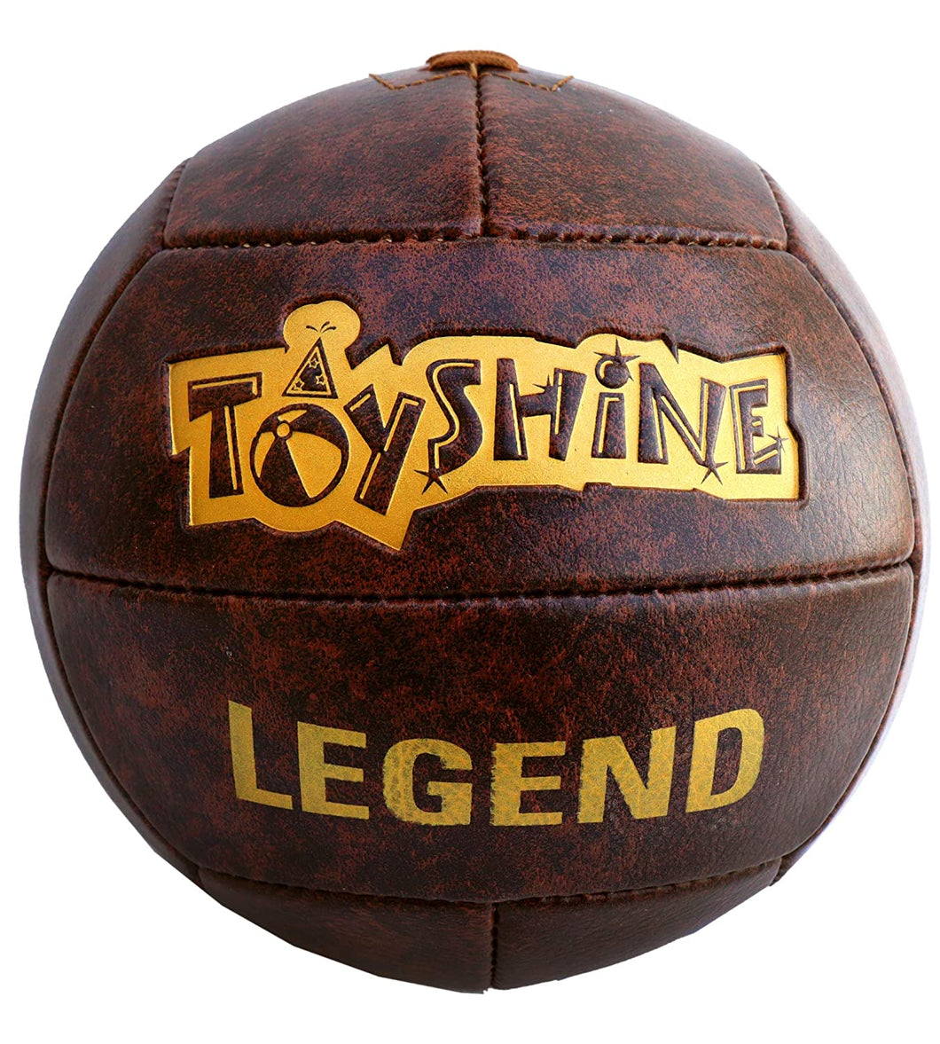 Toyshine Legend Home Football 5 No, Leather Look, Hand Stiched | Perfect for Home Parties, Games, Kids Play (Sports-48)