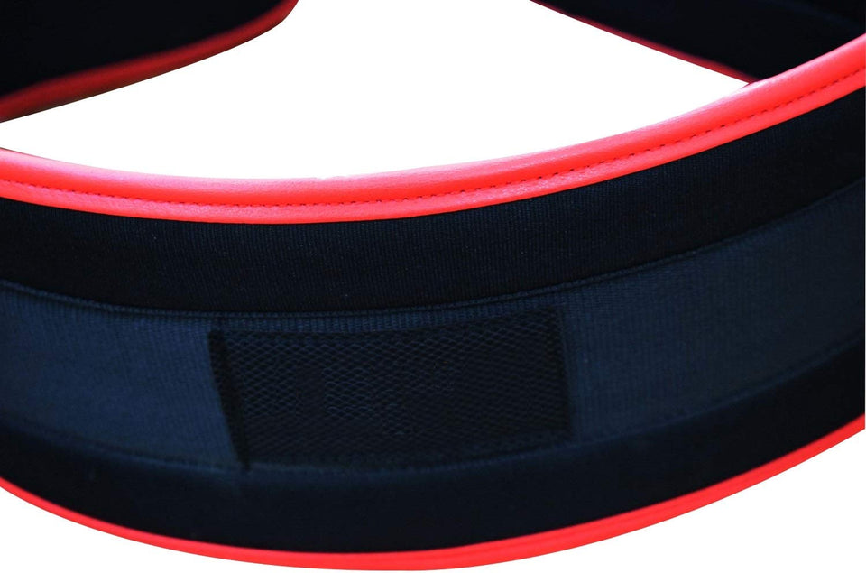 Toyshine Gym Weightlifting Neoprene Belt, Back Support for Fitness and Bodybuilding (Sports-50)