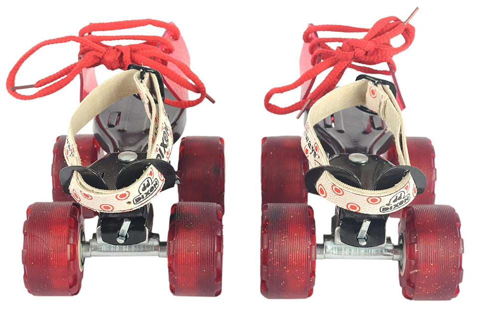 Toyshine Adjustable Baby Skates for Boys and Girls, Pack of 2 (SSTP)