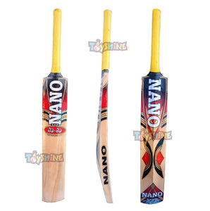 Toyshine Popular Willow(20-20) Cricket Bat Full Size with Bat Cover (SSTP)