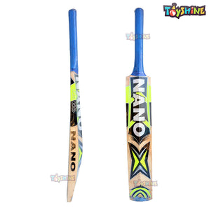Toyshine Dixon Nano RDX Popular Willow Tennis Cricket Bat Full Size with Bat Cover (SSTP)