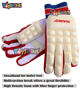 Toyshine Unisex Full Finger Foam Batting Gloves, (Color May Vary) (SSTP)