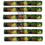 Toyshine Army Print Cricket Bat Handle Grips (Camouflage) Pack of10 - Design and Color May Vary (SSTP)
