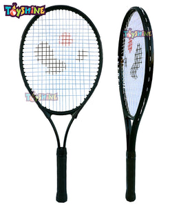 Toyshine Professional Lightweight Aluminum Tennis Racket (XL Size) with Cover, Multicolor (SSTP)