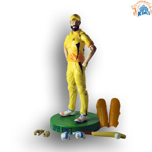 Chennai Super Kings Action Figures - (Jadeja Action Figure)