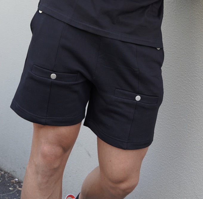 Wescott Black Shorts