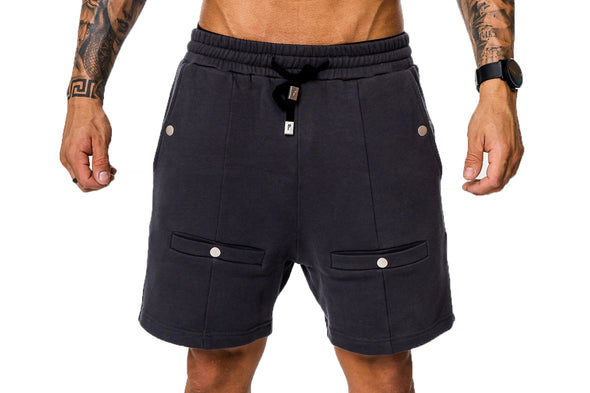 Wescott Navy/ Grey Shorts