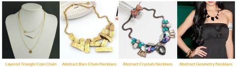 Artificial Necklace Jewellery Online