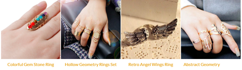 Artificial Rings Jewellery Online