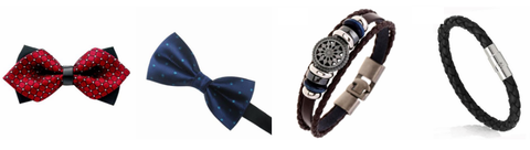 Bow Tie and Bracelets Online India