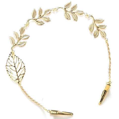 Leaves Tassel Hairpin