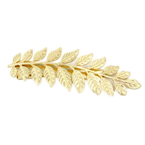 Long Leaf Hairclip