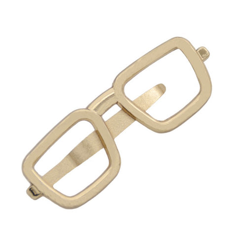 Eye Glasses Tie Clip