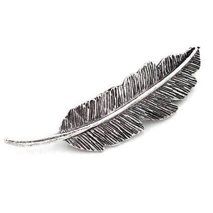 Antique Leaf Hairpin