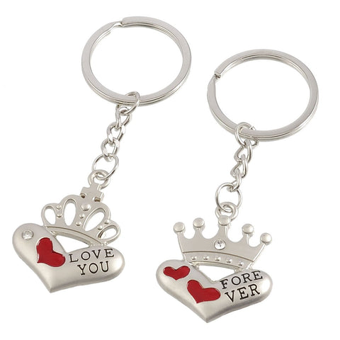 Love You Forever Keychain