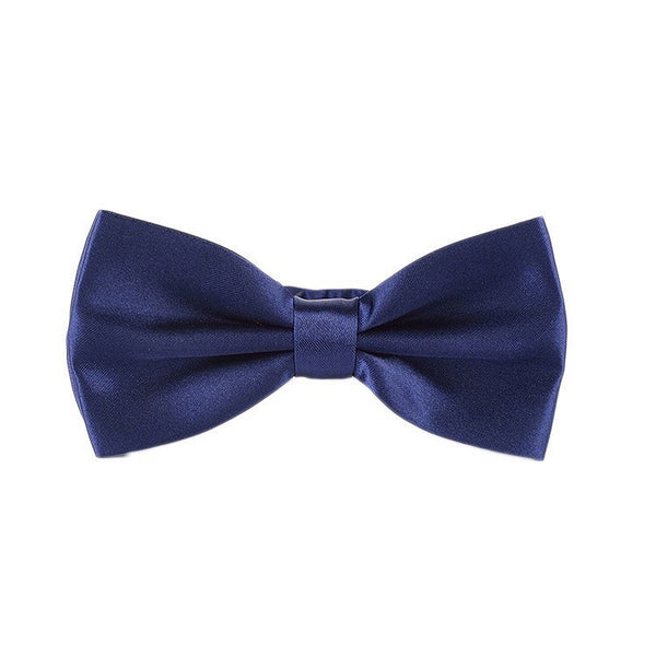 Royal Navy Satin Bowtie