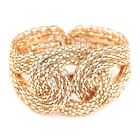 Double Knot Rope Chain Bracelet