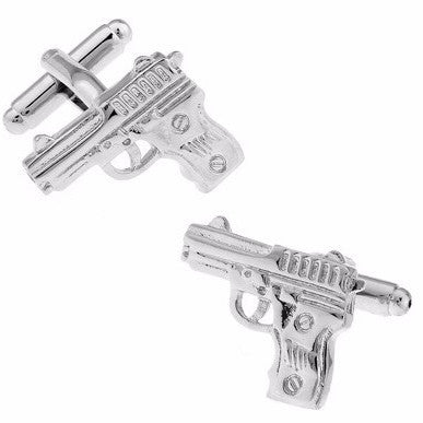 Small Gun Cufflinks
