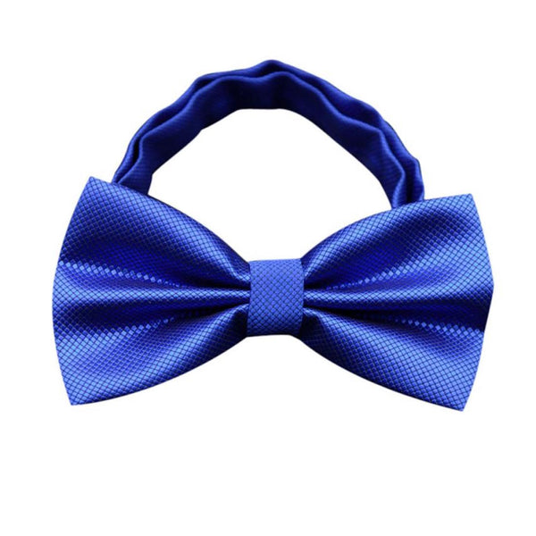Electric Blue Bowtie