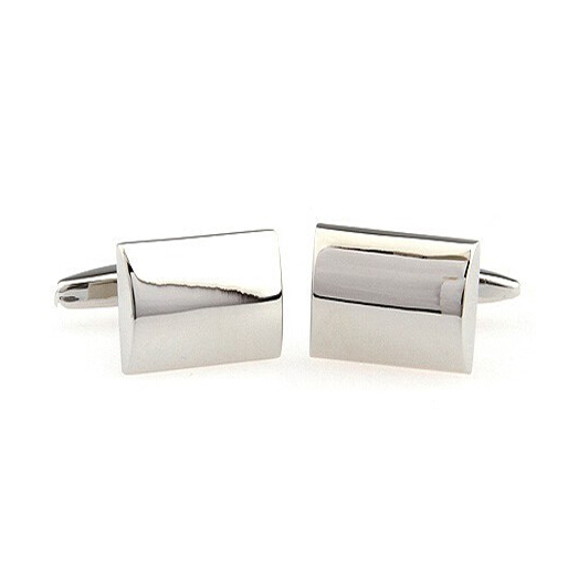 Glossy Rectangle Cufflinks