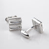 Crystal Bars Cufflinks