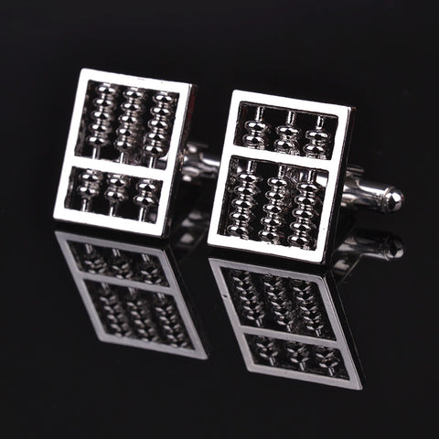 Abacus Shape Cufflinks