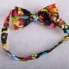 Colourful Splash Bowtie
