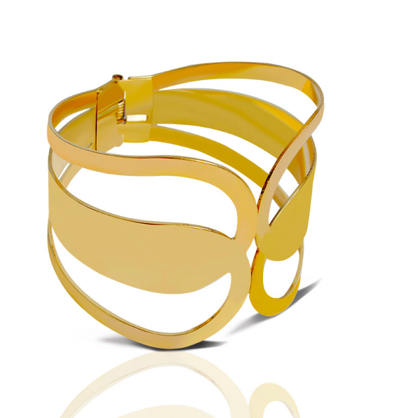Inverted Wings Cuff Bracelet