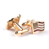 American USA National Flag Cufflinks