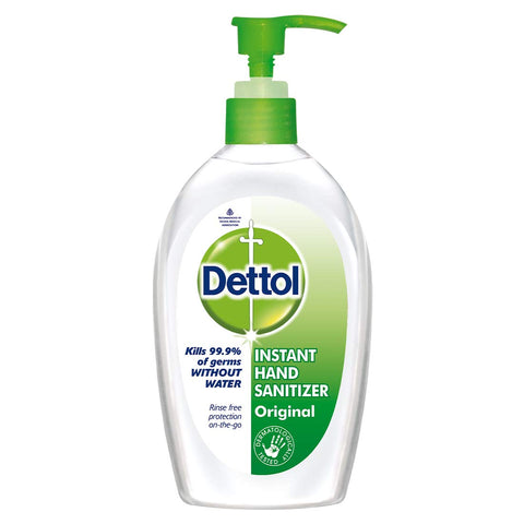 Dettol Instant Hand Sanitizer - 200 ml