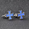 Cross Shape Cufflinks