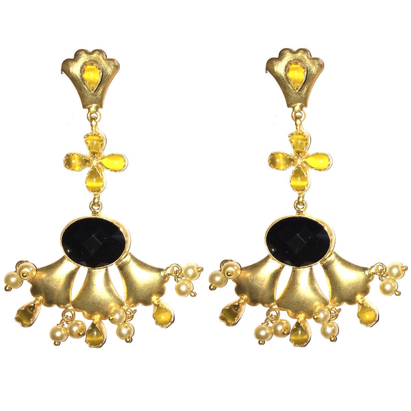 Chandelier Shape Royal Danglers